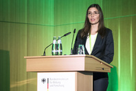Andrea Gutierrez, Green Talent 2015