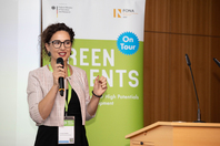 Presentation of Green Talents lighthouse projects | Dr Serena Caucci (UNU-FLORES)