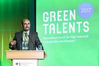 Zeyad Al-Shibaany (Green Talent 2017)