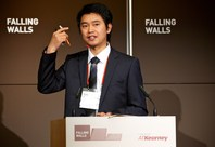 Xue Bing Breaking the Wall of Low Carbon City at the Falling Walls Lab 2013