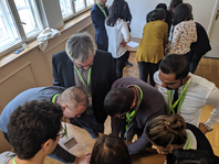 Green Talents Networking Conference 2019 | Marshmallow Challenge