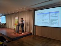 Green Talents Networking Conference 2019 | Start-up presentations of Green Talents and German entrepreneurs