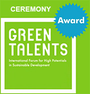 Green Talents Award Ceremony 2011 in Berlin