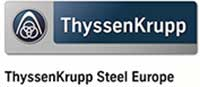 Logo ThyssenKrupp Steel Europe
