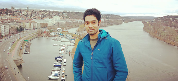 Rama Kant Dubey (Green Talent 2017) reports about his research stay at the Helmholtz Zentrum München, German Research Center for Environmental Health, Neuherberg.