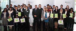 Green Talents award ceremony