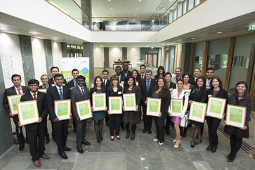 Green Talents Gruppenbild 2015
