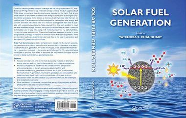 Book Title of Solar Fuel Generation