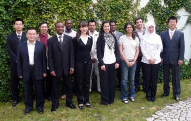 Green Talents Awardees 2009