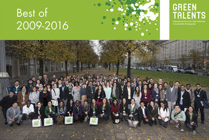 Green Talents 2009-2016